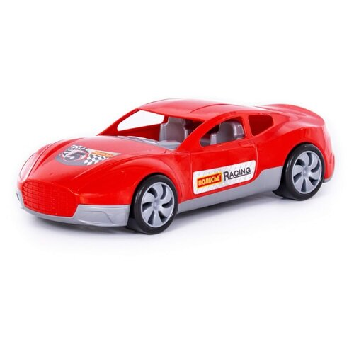 Купить Легковой автомобиль Полесье Сатурн (64486) красный, Машинки и техника