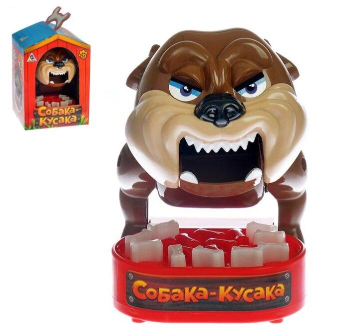Купить Настольная игра Лас Играс Собака-кусака по низкой цене с доставкой из Яндекс.Маркета (бывший Беру)