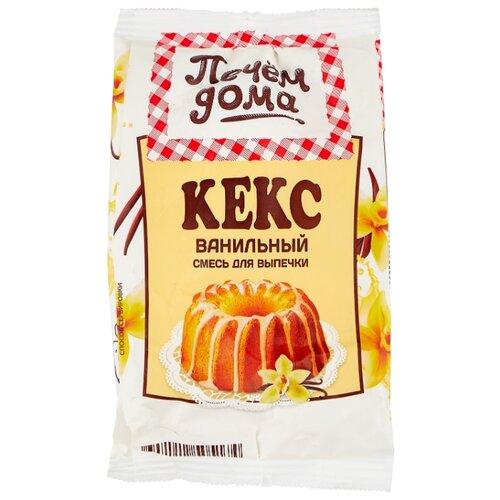 цена на Печём Дома Смесь для выпечки Кекс ванильный, 0.3 кг