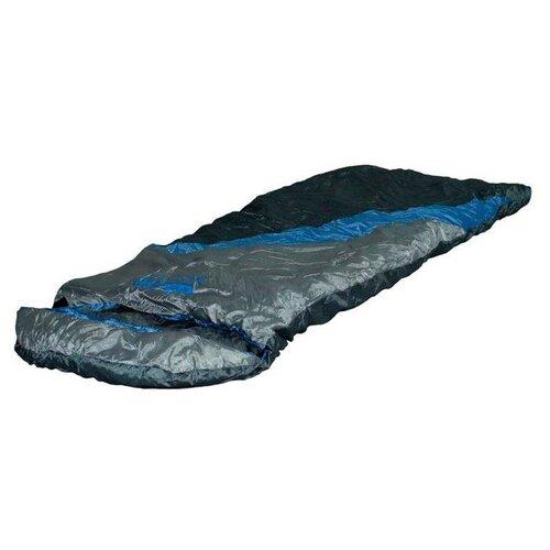 Спальный мешок NORFIN Scandic Comfort 350 серый/синий с правой стороны