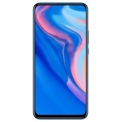 Фото - Смартфон HUAWEI P smart Z 4/64GB синий (51093WFJ) смартфон huawei y7 2019 4 64gb aurora purple