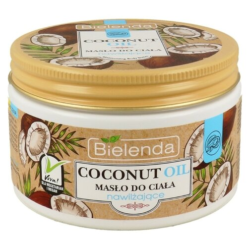 Фото - Масло для тела Bielenda Coconut Oil, 250 мл bielenda bikini кокосовое
