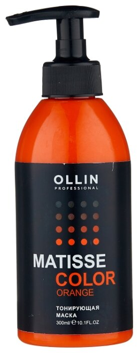 OLLIN Professional Matisse Color Orange Маска