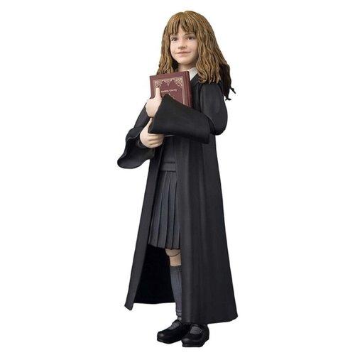 Фигурка Bandai Tamashii Nations: S.H.Figuarts: Hermione Granger 55134-4 japan anime steel jeeg original bandai tamashii nations super robot chogokin action figure steel jeeg