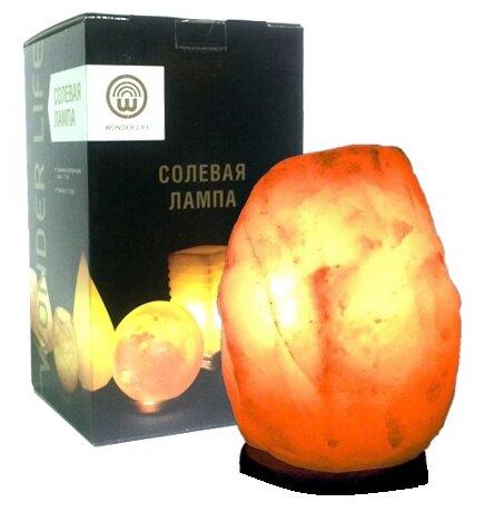 Солевая (соляная) лампа Wonder Life Скала Эко (2-3 кг.)