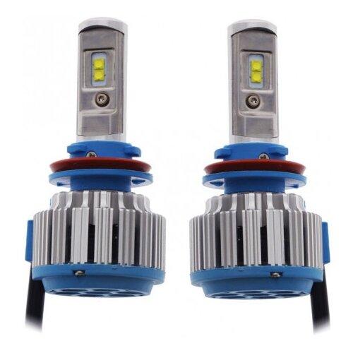 Комплект автомобильных светодиодных ламп CARCAM H9 35 Вт/2шт