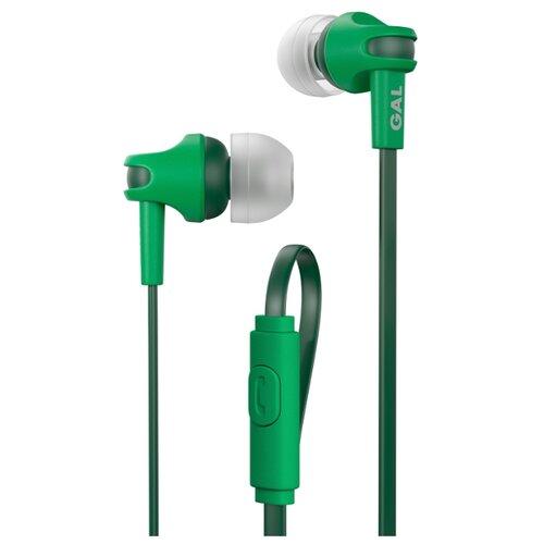 цена на Наушники GAL HMP-30 green