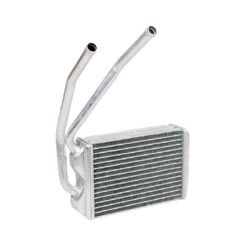 Радиатор отопителя салона Luzar LRHDWES94312 серебристый