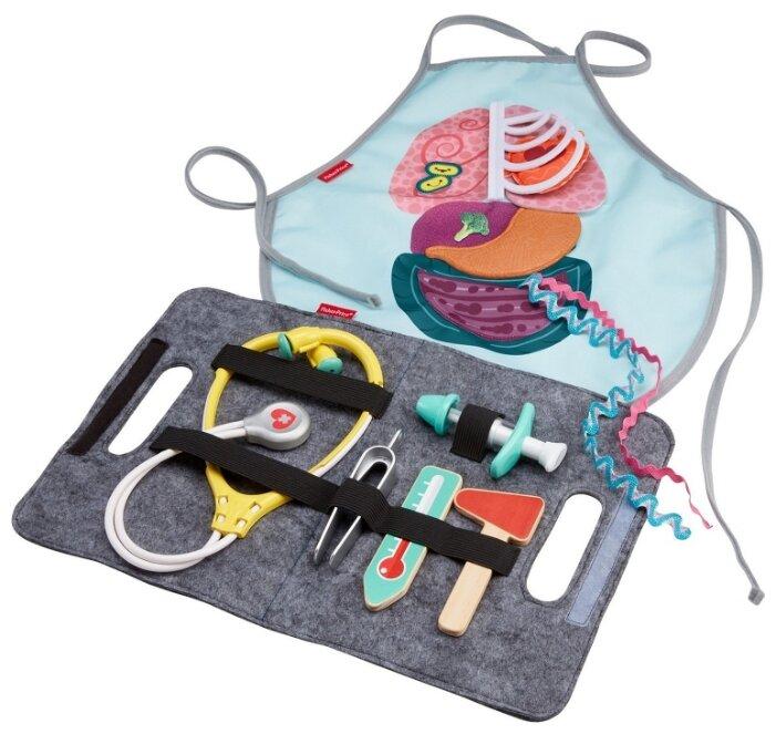 Набор доктора Fisher-Price Patient & Doctor Kit (GGT61)