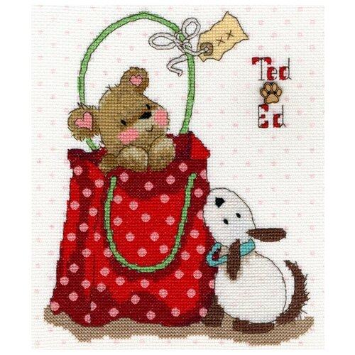Купить Набор для вышивания In The Bag (В сумочке), Bothy Threads, Наборы для вышивания