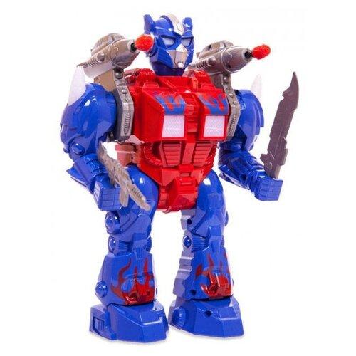 Купить Робот ABtoys C-00189 красный/синий, Роботы и трансформеры
