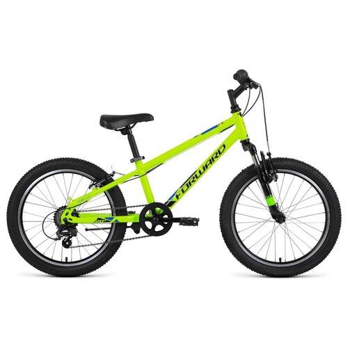 цена на Подростковый горный (MTB) велосипед FORWARD Unit 20 2.0 (2020) желтый 10.5