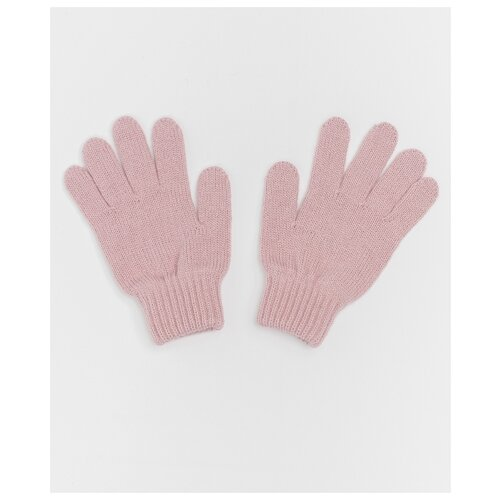 Купить Перчатки Button Blue 220BBGJX7601 размер 18, розовый, Перчатки и варежки