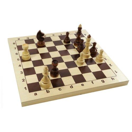 настольная игра шахматы гроссмейстерские с доской 43 21см ин 8976 Игра настольная Шахматы Гроссмейстерские