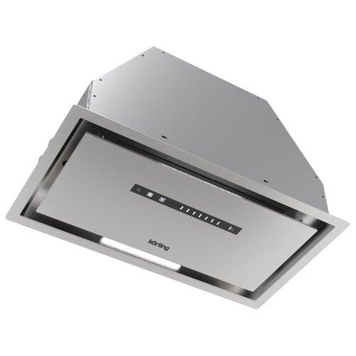 Встраиваемая вытяжка Korting KHI 6997 X вытяжка korting khi 6997 gb бежевое стекло