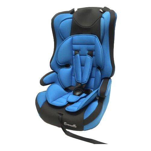 Автокресло группа 1/2/3 (9-36 кг) Carmella 513 RF, blue/grey группа 1 2 3 от 9 до 36 кг carmella 513 rf и protectionbaby защитная накидка на спинку переднего сиденья автомобиля