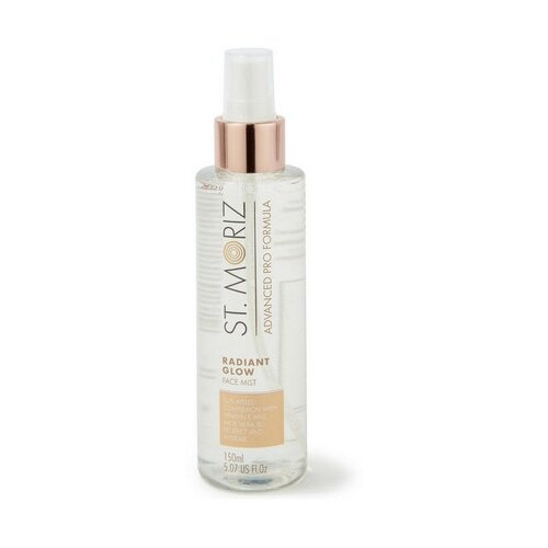 Купить St.Moriz Спрей Advanced Pro Formula Radiant Glow Face Mist, 150 мл