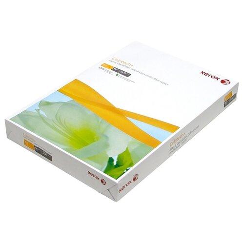 Бумага для цветной лазерной печати XEROX Colotech plus, А3, 90г/кв.м, 170%CIE (500 листов)