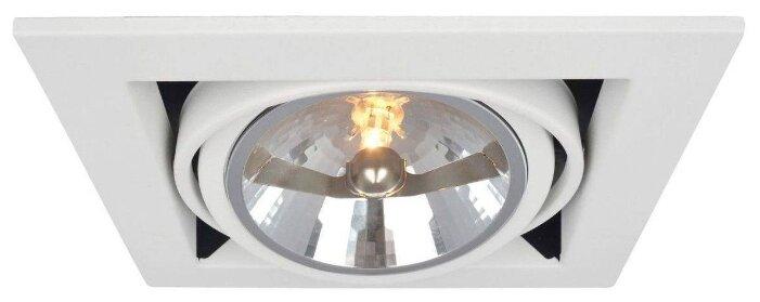 Встраиваемый светильник Arte Lamp Cardani A5935PL-1WH