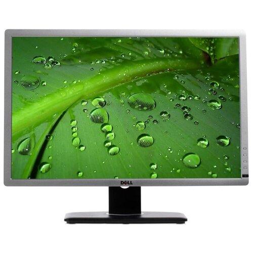 Купить Монитор DELL U2412M 24 черный/серебристый