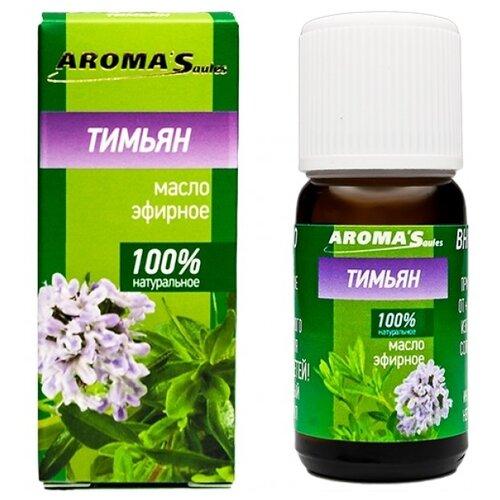 AROMA'Saules эфирное масло Тимьян, 10 мл