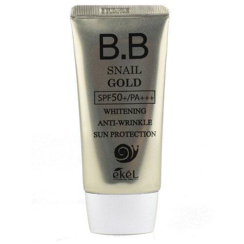 Ekel BB крем Snail Gold, SPF 50, 50 мл, оттенок: универсальный klapp bb крем cuvee prestige spf 8 30 мл оттенок универсальный