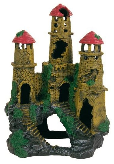 Грот TRIXIE Замок, большой высота 22 см