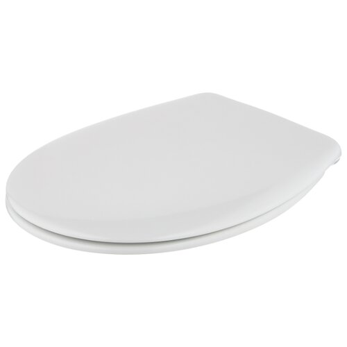 Крышка-сиденье для унитаза Grohe Bau Ceramic 39493000 альпин-белый крышка сиденье для унитаза grohe euro ceramic 39493000