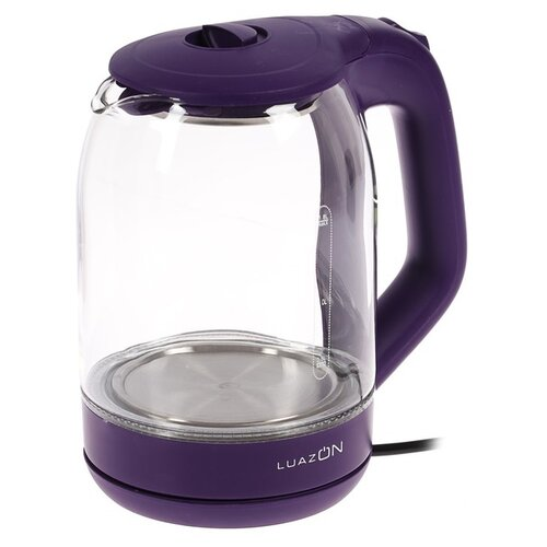 Фото - Чайник Luazon LSK-1809, purple чайник luazon lsk 1809 red