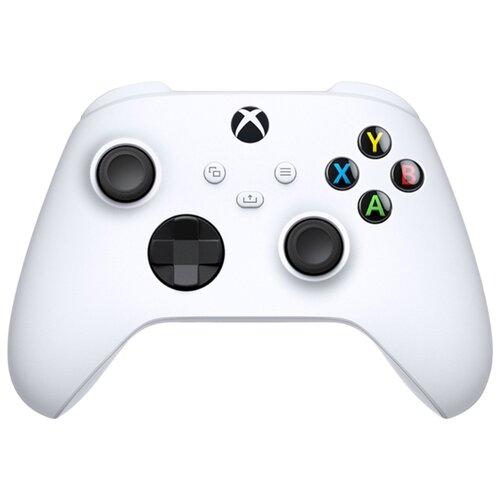 Фото - Геймпад Microsoft Xbox Series белый геймпад microsoft xbox one usb кабель для пк 4n6 00002 черный