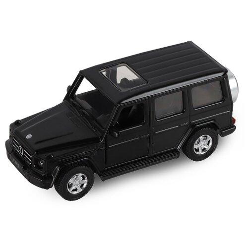 Купить Внедорожник Автопанорама Mercedes-Benz G350d черный, Машинки и техника