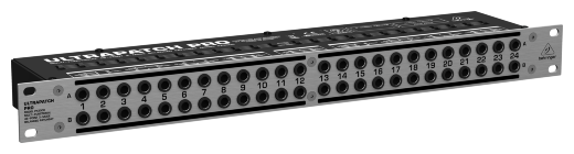 Патч-панель BEHRINGER ULTRAPATCH PRO PX3000