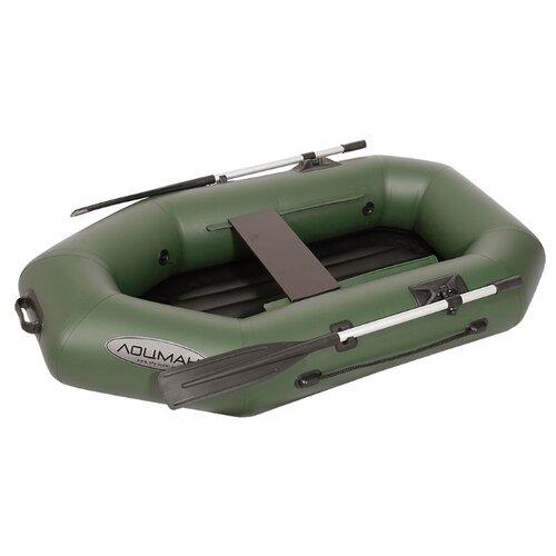 Надувная лодка Лоцман С-200 ВНД зеленый надувная лодка leader компакт 200 зеленый