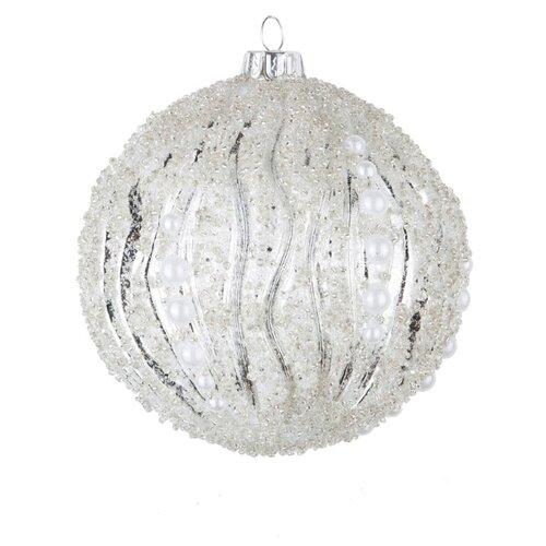 Набор шаров KARLSBACH 08424, серебряный