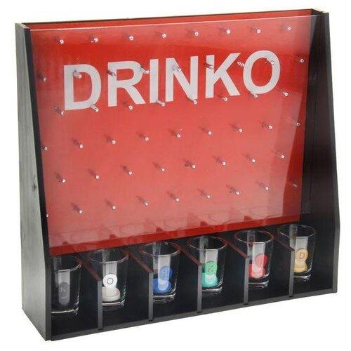 Настольная игра ENS Drinko Shot (6 стопок) лампа настольная 33 5 см ens group