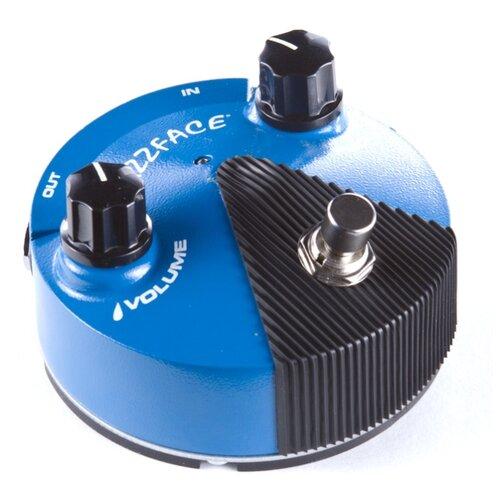 Dunlop FFМ1 Silicon Fuzz Face Mini Distortion Педаль для электрогитары dunlop ffm4 joe bonamassa fuzz face mini distortion limited edition pedal