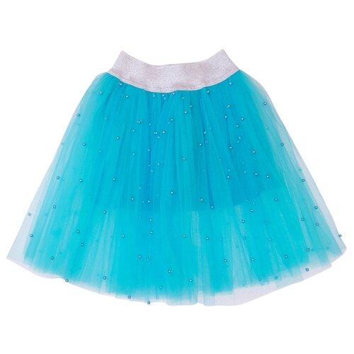 Юбка ALENA размер 116-122, голубой свитшот alena размер 116 122 белый