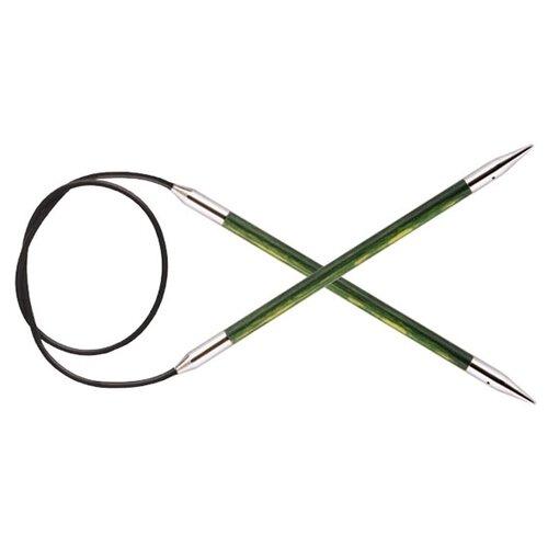 Купить Спицы Knit Pro Royale 29138, диаметр 5.5 мм, длина 120 см, зеленый