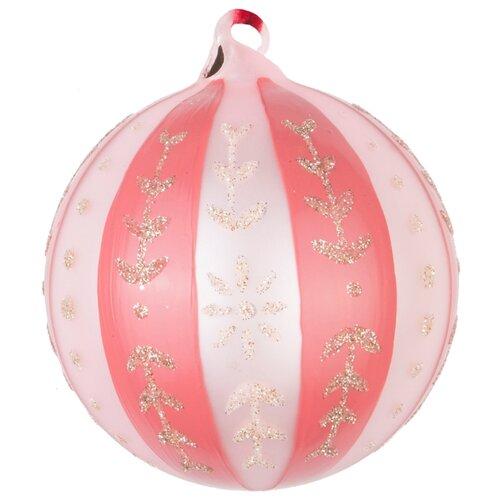 Набор шаров KARLSBACH 08727/08728, розовый
