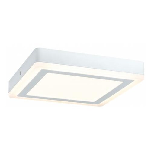 Настенно-потолочный светильник Paulmann 70733, 12.2 Вт, цвет арматуры: белый, цвет плафона: белый