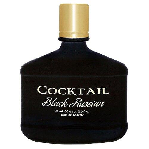 Фото - Туалетная вода Apple Parfums Cocktail Black Russian, 80 мл туалетная вода apple parfums белая роза 100 мл