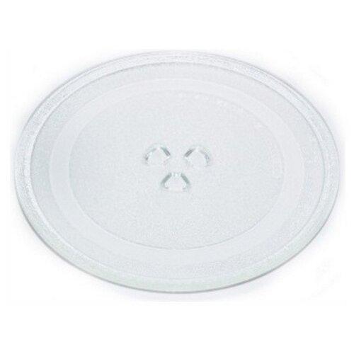 Тарелка для СВЧ Dr.Electro 95pm02 для LG, Midea, Горизонт, Panasonic, Vitek, Akai, 24,5 см