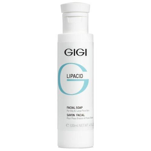 Gigi жидкое мыло для лица Lipacid, 120 мл недорого
