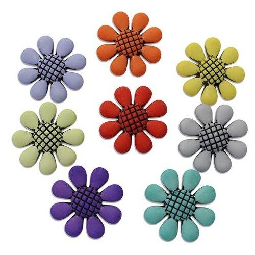 Купить 4201, Пуговицы. Цветы, Buttons Galore & More