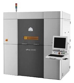 3D-принтер 3D Systems sPro 60 HD-HS