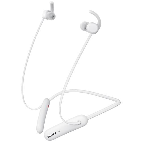 Беспроводные наушники Sony WI-SP510, white беспроводные наушники sony wi c310 white