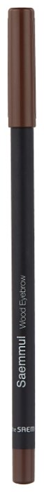 The Saem карандаш для бровей Saemmul Wood Eyebrow
