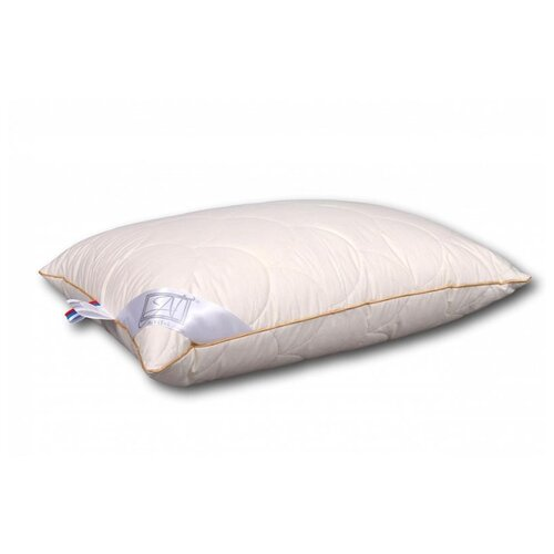 Подушка АльВиТек Каннабис (ПКОН-070) 68 х 68 см бежевый наволочка альвитек гостиница 68 68 см сатин