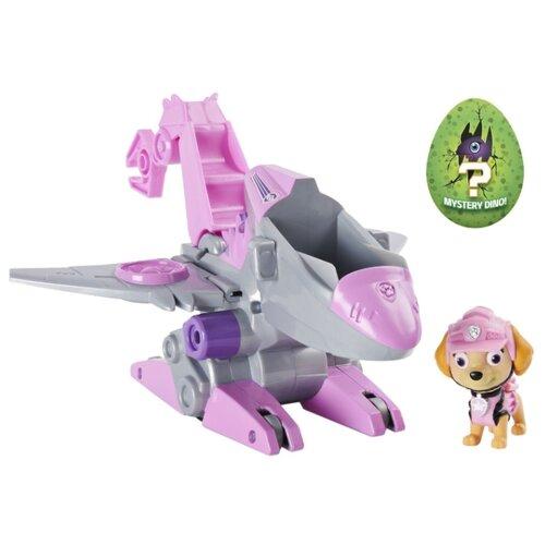 Купить Игровой набор Spin Master Paw Patrol машинка со Скай Дино-миссия 6059520, Игровые наборы и фигурки