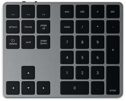 Клавиатура Satechi Bluetooth Extended Keypad Space Grey
